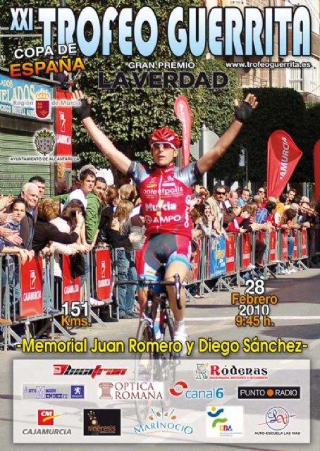 Presentado el XXI Trofeo Guerrita – Memorial Juan Romero y Diego Sánchez, prueba de la Copa de España élite y sub-23 - 3, Foto 3