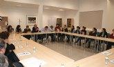 Primera reunión de la nueva Junta Directiva local del PP