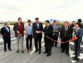 Inaugurada la nueva variante de la carretera RM 411 en Campotéjar Alta de Molina de Segura
