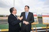 Obras Públicas inaugura una variante que mejora la conexión de Molina de Segura con la A-30