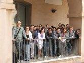 Bienvenida a los alumnos extranjeros en la UPCT.