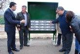 Los vecinos de El Raiguero Alto disfrutan de los 40 nuevos buzones instalados en la pedanía