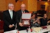 La Universidad de Murcia homenajeó  al administrativo del Departamento de Historia de Arte por su jubilación