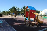 El parque de Los Urreas luce nueva cara