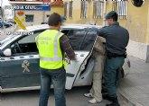 La Guardia Civil detiene a tres personas por la sustracción de cableado de cobre y robos en viviendas en el Altiplano