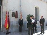 Los veteranos de Infantería vuelven al antiguo Cuartel de Antigones