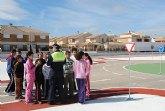 Los alumnos de El Mirador y Severo Ochoa inauguran el programa municipal de Educación Vial dirigido a todos los colegios del municipio