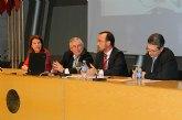 Tomás Fuertes explicó  el éxito de ElPozo en el aniversario de un Departamento de la Universidad de Murcia