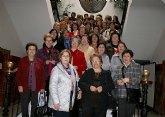 Usuarias de los centros de la mujer en Cabezo de Torres e Infante Don Juan Manuel peregrinan a Caravaca
