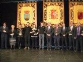 El delegado del Gobierno preside la entrega de los Galardones de Bullas 2009