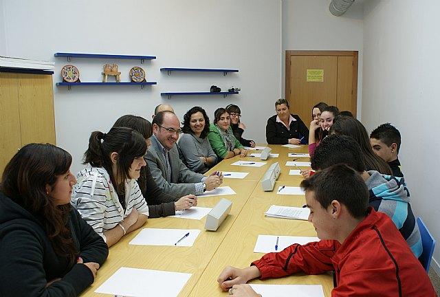 El Instituto Rambla de Nogalte participa en el Proyecto Empresa Joven Europea para incrementar el aprendizaje empresarial - 1, Foto 1