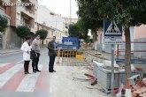 Las obras de la calle General Páramo subsanarán las deficiencias de accesibilidad a las viviendas
