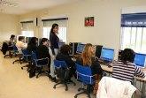 Las mujeres lumbrerenses se forman en informática y nuevas tecnologías