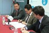 El Ayuntamiento de San Pedro del Pinatar y la Fundación CajaMurcia firman un convenio de colaboración