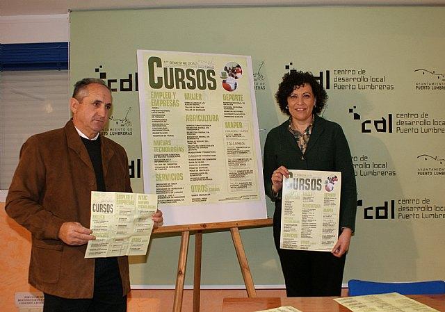 El Ayuntamiento potencia la formación con más de 50 nuevos cursos que se impartirán a través del Centro de Desarrollo Local - 2, Foto 2