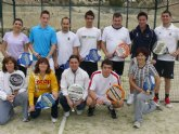 La concejalía de Deportes finaliza con éxito el curso teórico-práctico de iniciación al pádel