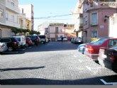Reorganizados los aparcamientos en superficie de las plazas Príncipe e Iglesia, en pleno corazón del casco histórico