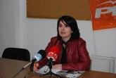 El Grupo Municipal Popular exigirá al Gobierno central que no realice la subida de la tarifa de la luz que han pactado para este 2010