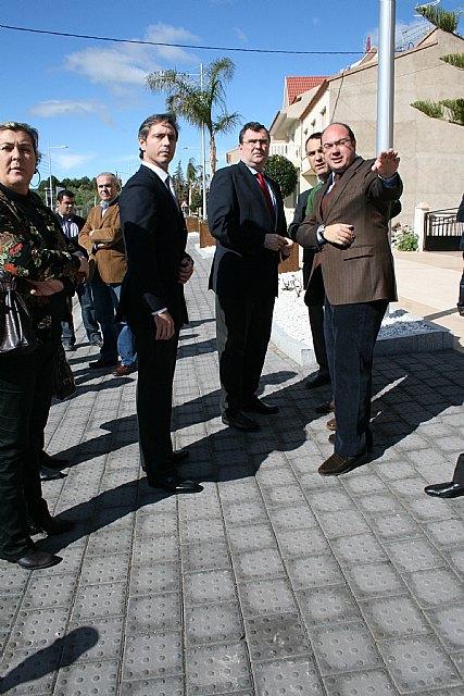 La Comunidad invierte 1,5 millones de euros en un acceso al núcleo urbano de Puerto Lumbreras - 2, Foto 2
