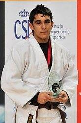 Un archenero, Bronce en Judo en el Nacional de Fuenlabrada y convocado también por la Selección Española para el Internacional de Fuengirola