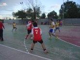 La cuarta jornada de la fase intermunicipal de deporte escolar  enfrentó  a los centros de enseñanza de Totana y Águilas