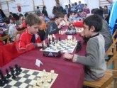 """Pedro Romero Moya, del colegio """"La Milagrosa"""", se proclamó campeón regional de ajedrez de deporte escolar"""