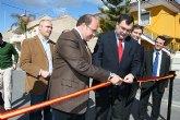 La Comunidad invierte 1,5 millones de euros en un acceso al núcleo urbano de Puerto Lumbreras