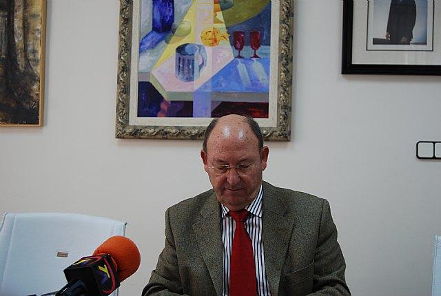 Presentación del X Certamen de Relato Breve Alfonso Martínez-Mena 2009/2010, Foto 1