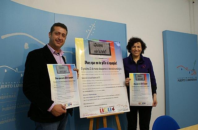 El Ayuntamiento pone en marcha una campaña informativa para favorecer la implantación de la TDT en el municipio - 1, Foto 1
