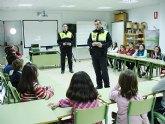 Unos 600 alumnos de Primaria aprendieron de la Policiía Local durante más de una semana educación vial