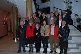 El PSOE de Alcantarilla homenajeó a Carmen Ortuño Riquelme
