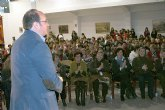 Más de un centenar de mujeres lumbrerenses participan junto al Alcalde en la iniciativa 'Hablamos con mujeres'