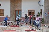 Cerca de 500 alumnos de 5º y 6º de Primaria del municipio participan en las clases prácticas de las II Jornadas de Educación Vial