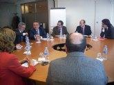 El Alcalde asiste a la reunión de la Comisión de la Sociedad de la Información y Nuevas Tecnologías de la Federación Española de Municipios y Provincias con la Comisión del Mercado de las Telecomunicaciones