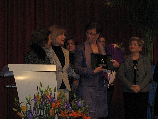 Este fin de semana la Casa de la Cultura se convertía en sede de la entrega de premios de dos de los concursos más emblemáticos del Día Internacional de la Mujer, Foto 2