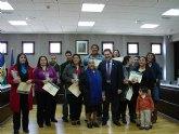 Entrega de Diplomas del Curso de Iniciación a la Informática para el Colectivo Gitano