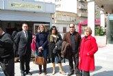 El PSOE expresa su apoyo al comercio local