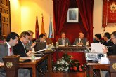 Mula acoge la reunión ordinaria de la Comisión Local de Empleo de la Región de Murcia