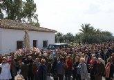 Puerto Lumbreras reúne a más de 700 personas en la jornada de convivencia de la Hospitalidad de Lourdes de la Región de Murcia