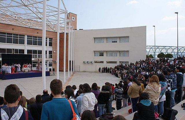 Más de 1.000 jóvenes se han congregado en Puerto Lumbreras en el Encuentro de Jóvenes Cristianos - 3, Foto 3