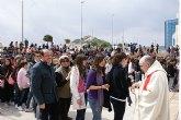 Más de 1.000 jóvenes se han congregado en Puerto Lumbreras en el Encuentro de Jóvenes Cristianos