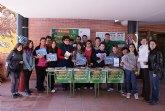 El consistorio potencia el consumo responsable entre los alumnos del Instituto Rambla de Nogalte