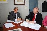 El Ayuntamiento de Alhama de Murcia y UCOMUR se unen para mejorar y promover el empleo