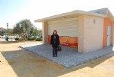 El Ayuntamiento de Alhama saca a concurso la cesi�n del kiosco del jard�n de El Palmeral