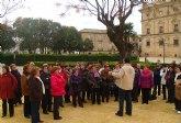 Más de 50 mujeres realizaron un viaje a Úbeda y Baeza