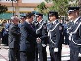 Los Agentes de la Policía Local celebran el día de su Patrón