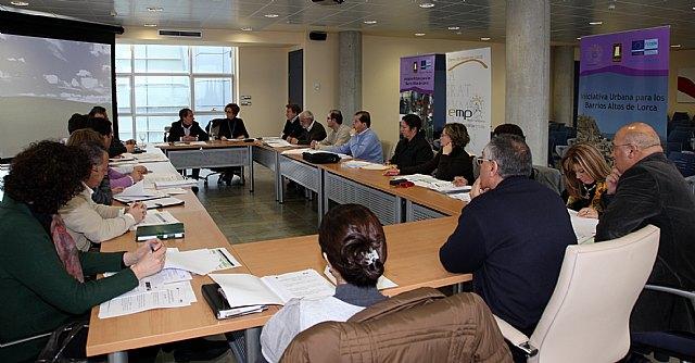 Alhama presente una vez más en el foro de las Comisiones Locales por el Empleo del Alto y Bajo Guadalentín, Foto 1