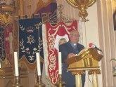 El sacerdote totanero Cristóbal Guerrero Ros pregonó la Semana Santa de Archena