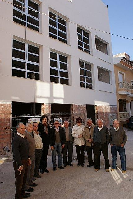 El Ayuntamiento finalizará  las obras del nuevo Centro de la Tercera Edad 'Vicente Ruiz Llamas' antes de verano - 2, Foto 2
