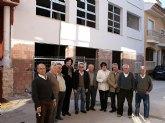 El Ayuntamiento finalizará  las obras del nuevo Centro de la Tercera Edad 'Vicente Ruiz Llamas' antes de verano